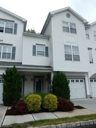 Morris Twp. Condo/Townhouse For Sale: 9 Caroline Foster Ct