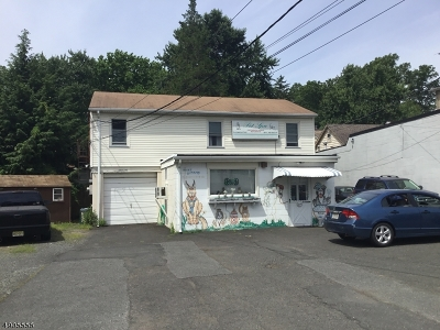 Kenilworth Boro Commercial For Sale: 307 S Michigan Ave #1