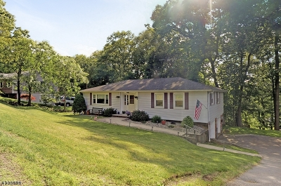 Roxbury Twp. Single Family Home For Sale: 529-531 Mansel Dr