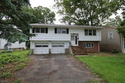 Denville Twp. Single Family Home For Sale: 28 St Marys Pl
