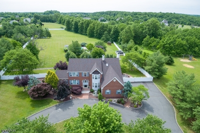 Franklin Twp. Single Family Home For Sale: 5 Veghte Pl