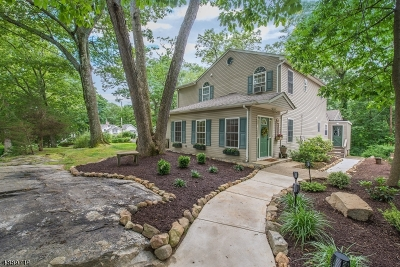 Denville Twp. Single Family Home For Sale: 55 Summit Drive
