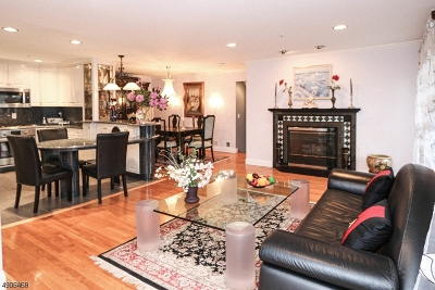 West Orange Twp. Condo/Townhouse For Sale: 61 Larkin Cir