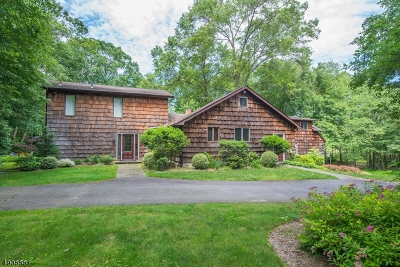 Boonton Twp. Single Family Home For Sale: 39 Birchwood Ln