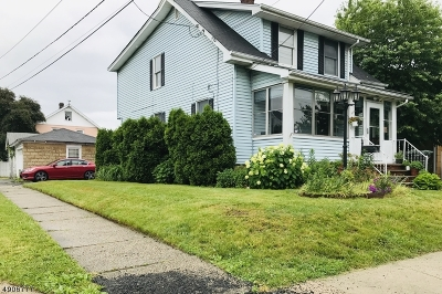 Edison Twp. Single Family Home For Sale: 31 Silver Lake Ave