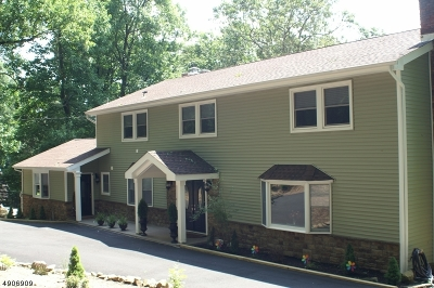 Tewksbury Twp. Single Family Home For Sale: 12 Ridge Rd