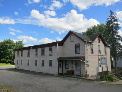 Hunterdon County Multi Family Home For Sale: 430 Main St