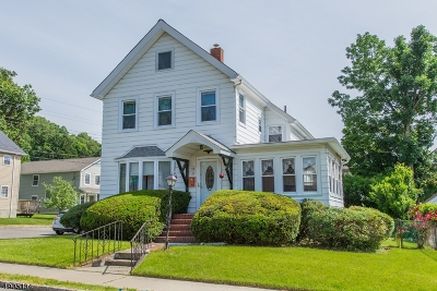 Single Family Home For Sale: 23 Berry St