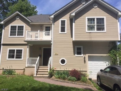 Cranford Twp. Single Family Home For Sale: 504 Riverside Dr