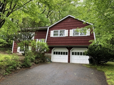 Passaic County Single Family Home For Sale: 61 Kingsley Rd