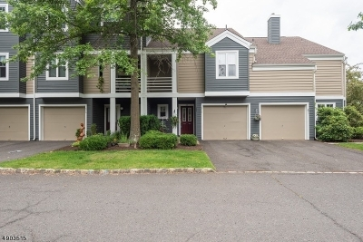 Bridgewater Twp. Condo/Townhouse For Sale: 372 Pond Rd