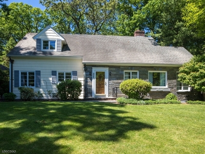 Morris County Single Family Home For Sale: 321 Rockaway St