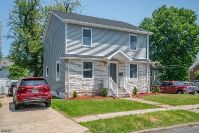 Linden City Single Family Home For Sale: 400 Cranford Ave