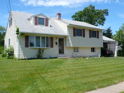 Franklin Twp. Single Family Home For Sale: 18 Thomas Rd