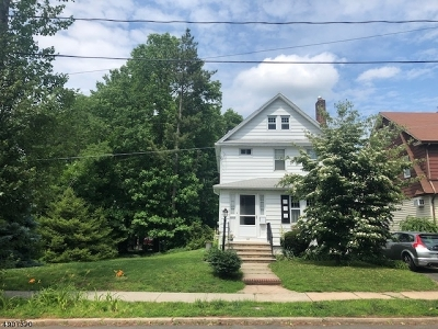 Cranford Twp. Single Family Home For Sale: 128 Besler Ave