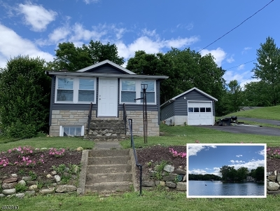 Sparta Twp. Single Family Home For Sale: 761a W Mountain Rd.