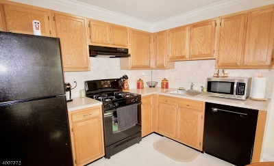 Branchburg Twp. Condo/Townhouse For Sale: 810 Magnolia Ln