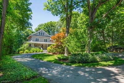 Mountain Lakes Boro Single Family Home For Sale: 33 Oak Ln