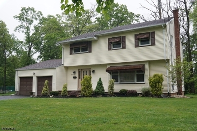 Clark Twp. Single Family Home For Sale: 10 Deerwood Dr