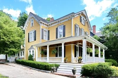 Glen Rock Boro Single Family Home For Sale: 320 S Maple Ave