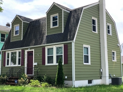Linden City Single Family Home For Sale: 817 Walnut St