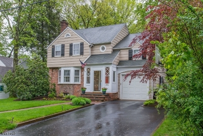 Wyckoff Twp. Single Family Home For Sale: 565 Overlook Dr