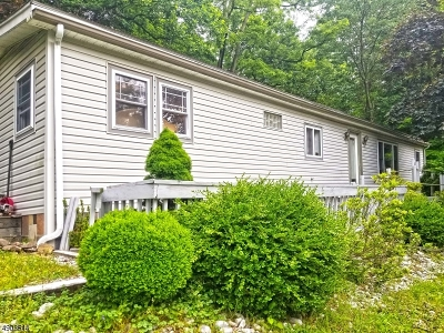 Bethlehem Twp., High Bridge Boro Single Family Home For Sale: 17 Watergate Dr