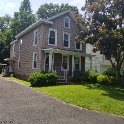 South Bound Brook Boro NJ Single Family Home For Sale: $244,900