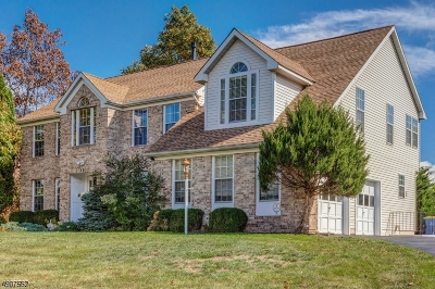 Raritan Twp. Single Family Home For Sale: 10 Bacorn Rd