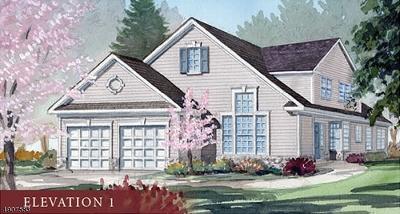 Franklin Twp. NJ Single Family Home For Sale: $557,608
