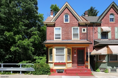 Hunterdon County Single Family Home For Sale: 36 S Union St