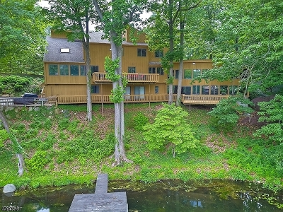 Franklin Lakes Boro Single Family Home For Sale: 730 Colonial Rd