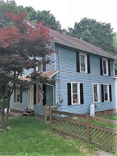 Franklin Boro Single Family Home For Sale: 581 Route 23