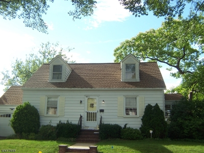 Linden City Single Family Home For Sale: 2127 Alberta Ave