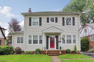 Scotch Plains Twp. Single Family Home For Sale: 224 Byrd Ave