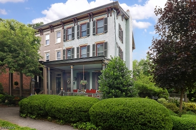 Hunterdon County Single Family Home For Sale: 95 Clinton St