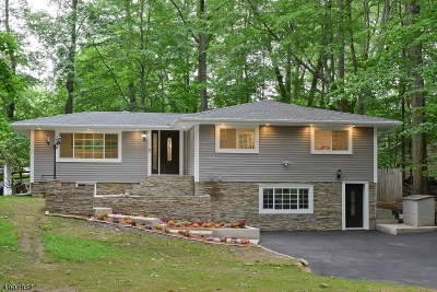 Parsippany-Troy Hills Twp. Single Family Home For Sale: 22 Tarn Dr