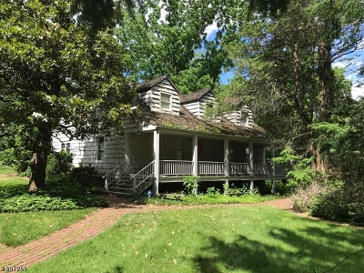 Westfield Town Single Family Home For Sale: 1481 E Broad St