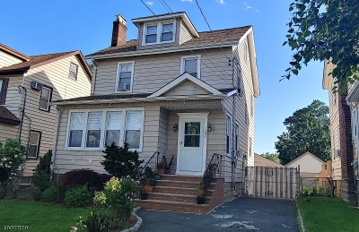 Linden City Single Family Home For Sale: 1611 Orchard Ter