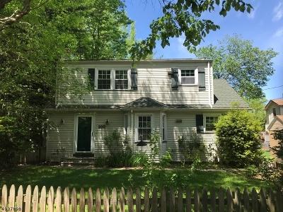 Cranford Twp. Rental For Rent: 200 N Lehigh Ave
