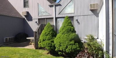 Maplewood Twp. Condo/Townhouse For Sale: 684 Irvington Ave #16