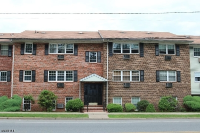 Clifton City Condo/Townhouse For Sale: 355 Broad St #3