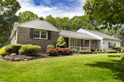 Bridgewater Twp. Single Family Home For Sale: 473 Bayberry Rd