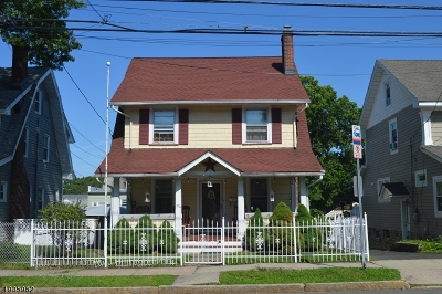 Belleville Twp. Single Family Home For Sale: 374 Union Ave