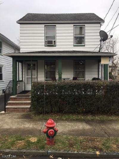 Haledon Boro Multi Family Home For Sale: 38 Kossuth St