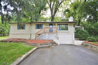 Sparta Twp. Single Family Home For Sale: 7 Springbrook Trl