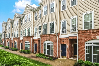 Belleville Twp. NJ Condo/Townhouse For Sale: $295,000