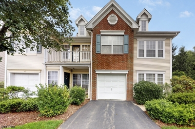 Montville Twp. Condo/Townhouse For Sale: 50 Heritage Ct