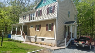 Montgomery Twp. Single Family Home For Sale: 310 Hollow Rd