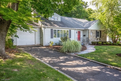 Morristown Single Family Home For Sale: 7 Woodlawn Dr